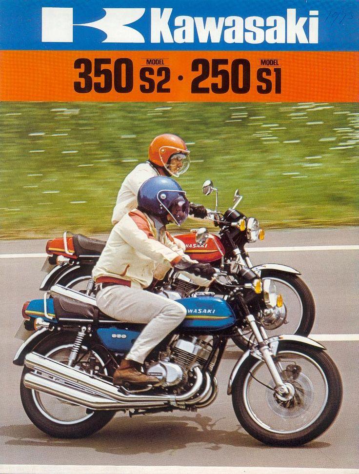 1973_Kawasaki 250 S1+350 S2 2-stroke brochure.GERMANY_01