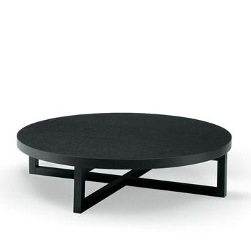 Yard Round Coffee Table - Poliform - Switch Modern