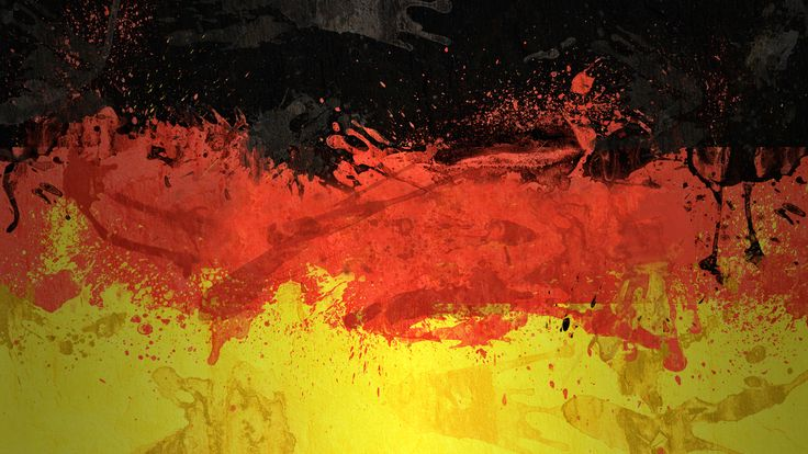 German Flag - LOVE THIS ONE - how to get it to transfer to skin .....