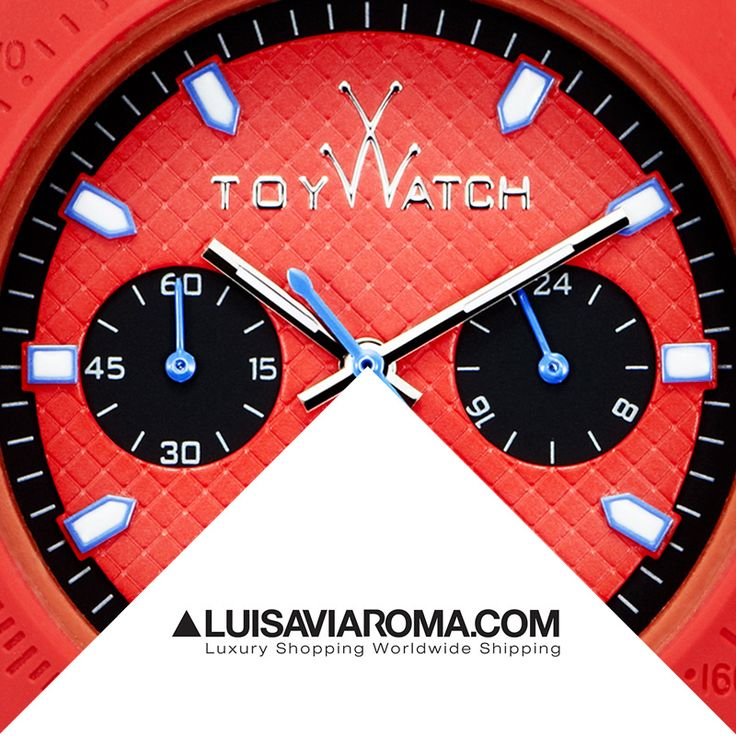 Looking for ideas for a new outfit? Check out the Velvety Chrono Red and all the other watches selected by Luisa Via Roma Click to see more! ‪#‎ToyWatchSelection‬ #LVR #LuisaViaRoma #ToyWatch #watch #watches #style #fashion #accessories #forher #shopping #luxury #worldwide #chrono #red