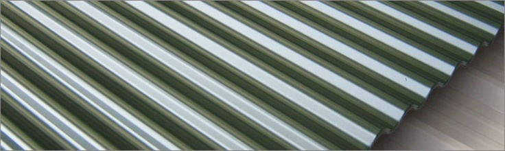 """3"""" Corrugated Steel Roofing Sheets from Steel Roofing Sheets"""
