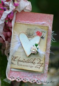 Anne's paper fun: Blomsterkort