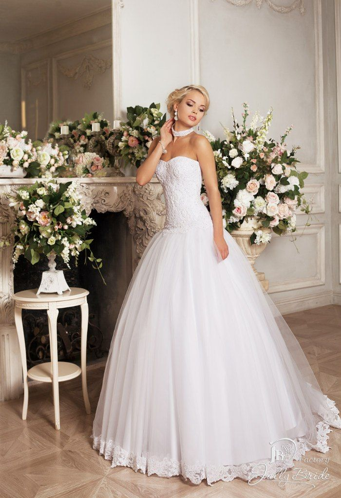 Свадебное платье Odelice