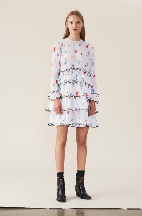 aa05cd54 Lowell Mini Dress, Egret | dresses | Tøj