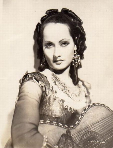 110 best images about Merle Oberon on Pinterest | Rosalind ...
