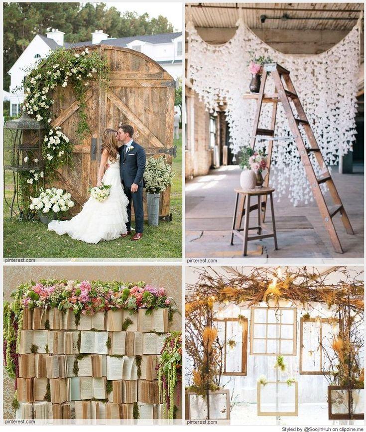 Wedding Photo Backdrop Ideas: Wedding Backdrop DIY Ideas