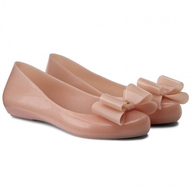 Baleríny ZAXY - Pop Bow Fem 81998 Light Pink 01822
