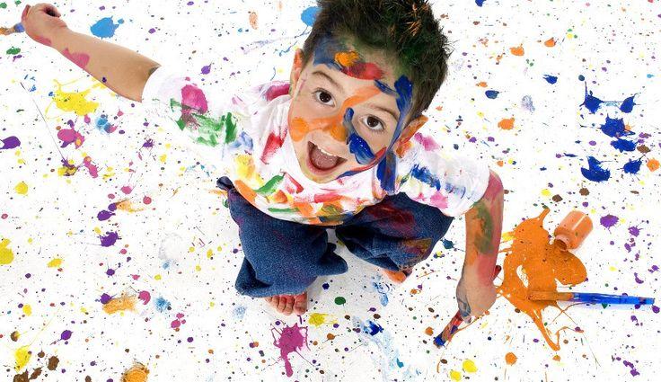 El arte como forma de intervención en el autismo - Autismo Diario
