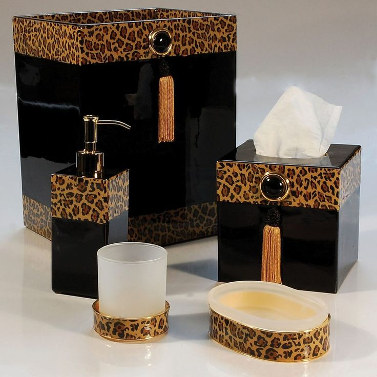 Animal Print Decor: Best 25+ Leopard Print Bathroom Ideas On Pinterest