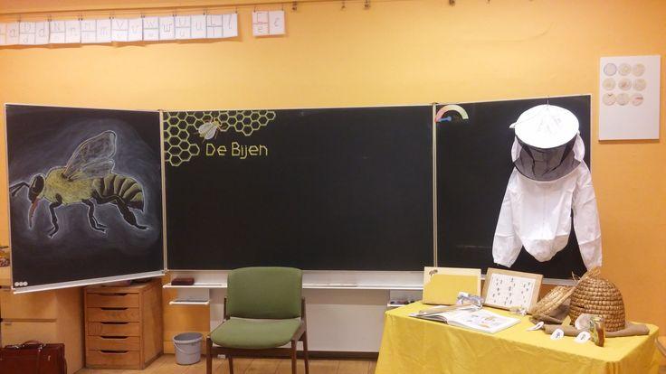 2nd grade: Bees