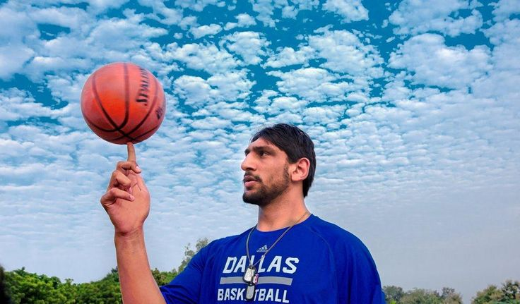 Meet the first Indian-born basketball player to be drafted into the NBA