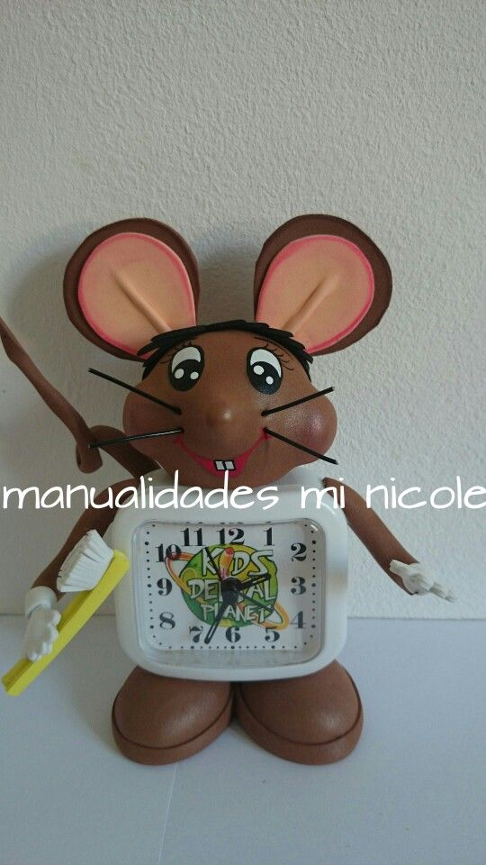 Fofureloj ratoncito Pérez