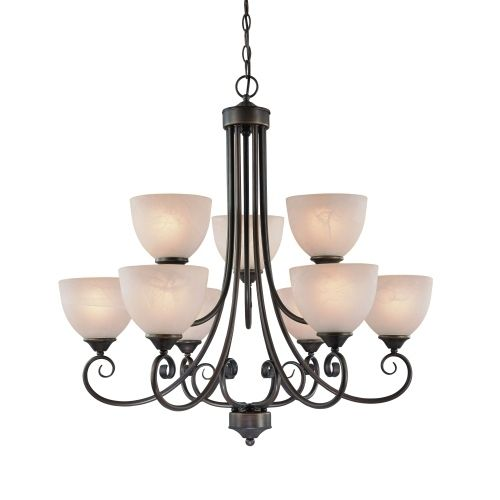 Jeremiah company c25329ob raleigh mid sized chandelier chandelier old bronze at ferguson com living room chandeliersfoyer lightingfoyer