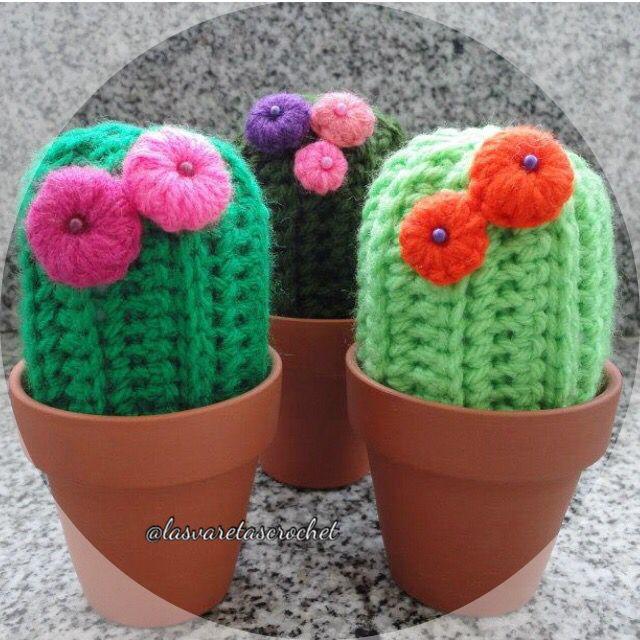 1000+ images about Piante grasse crochet on Pinterest ...