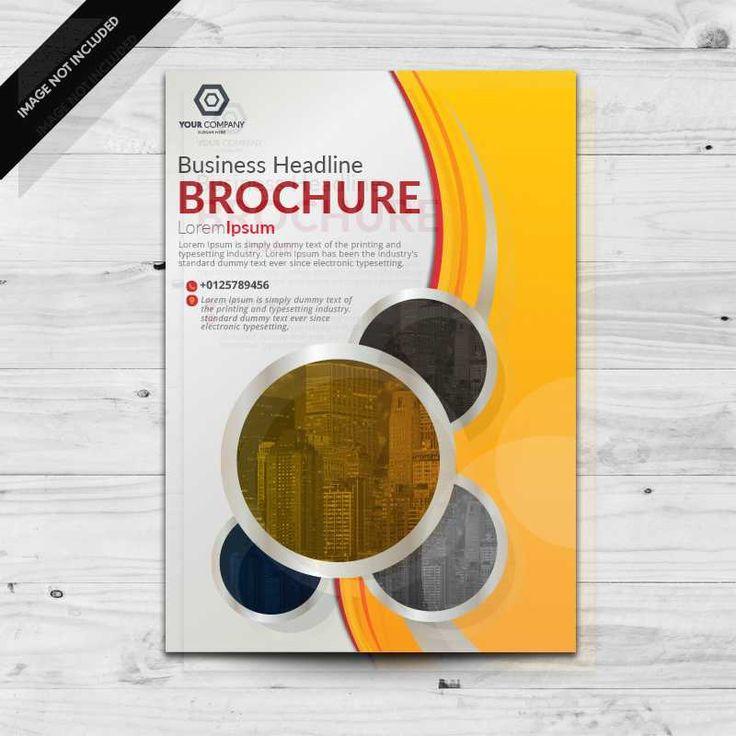 New Brochure Template Design - FREE