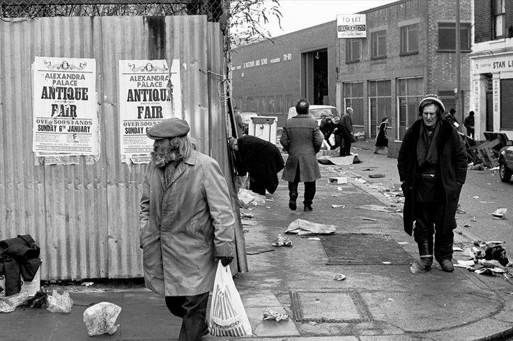 London Markets, 1980s - Brick Lane - Retronaut