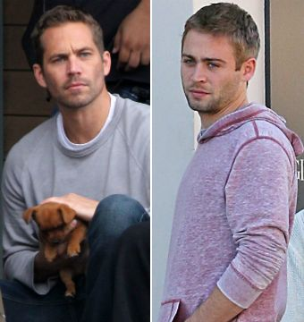 Fast And Furious 7; The new Brian O'connor (Cody Walker)