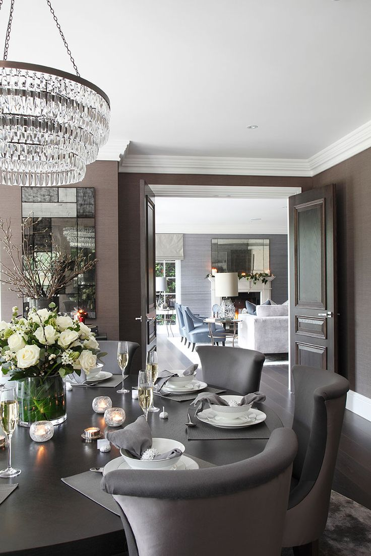 1000+ images about INTERIORS l Dining room on Pinterest