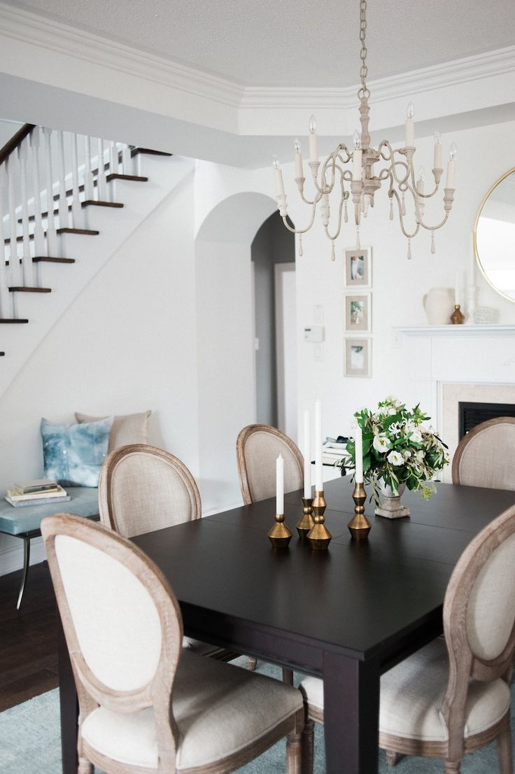 126 Best Dining Room Inspiration Images On Pinterest