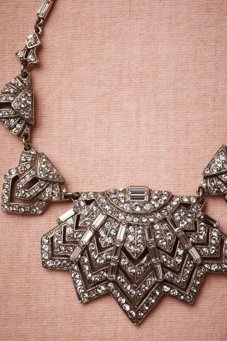 Art Deco Necklace                                                                                                                                                                                 More