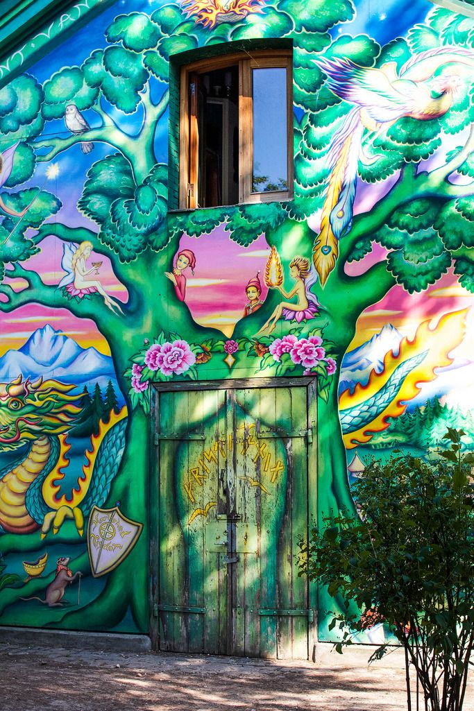 Freetown Christiania | Copenhagen on a Budget
