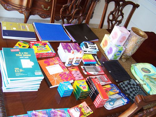 How to Choose School Supplies for Middle School -- via wikiHow.com