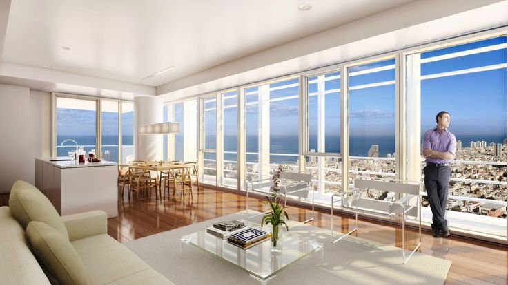 Rothschild Tower – Richard Meier & Partners Architects