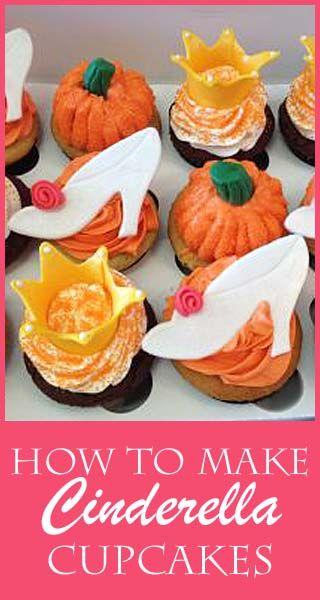 Cinderella Carraige & Cupcakes