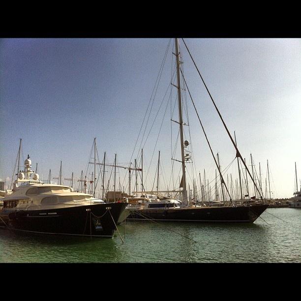 #yachts #port #marina #sea #israel by Yael Rozencwajg