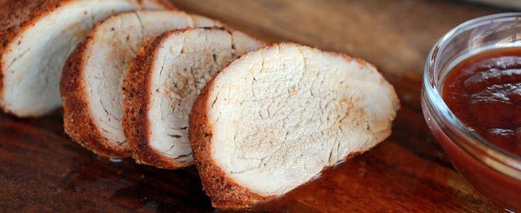 Свиная вырезка, рецепт в который Вы влюбитесь! | Бабушкины рецепты