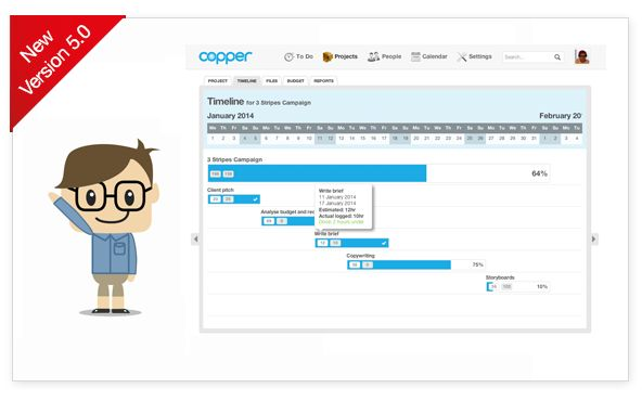 cooper-feature Copper s 2x Yearly Studio Subscriptions (A Project Management Software For Creative Teams) Giveaway