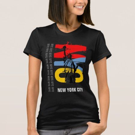 New York City T-Shirt - tap to personalize and get yours