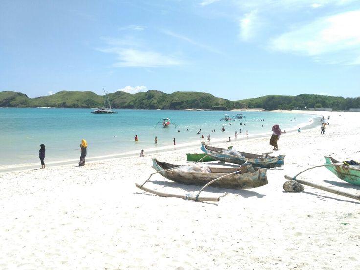 Tanjung Ann Beach, Lombok Tengah, Nusa Tenggara Barat