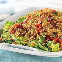 Chicken Stir-Fry Salad    http://www.facebook.com/photo.php?fbid=171346893019221=a.163043627182881.38135.162704757216768=1_count=1