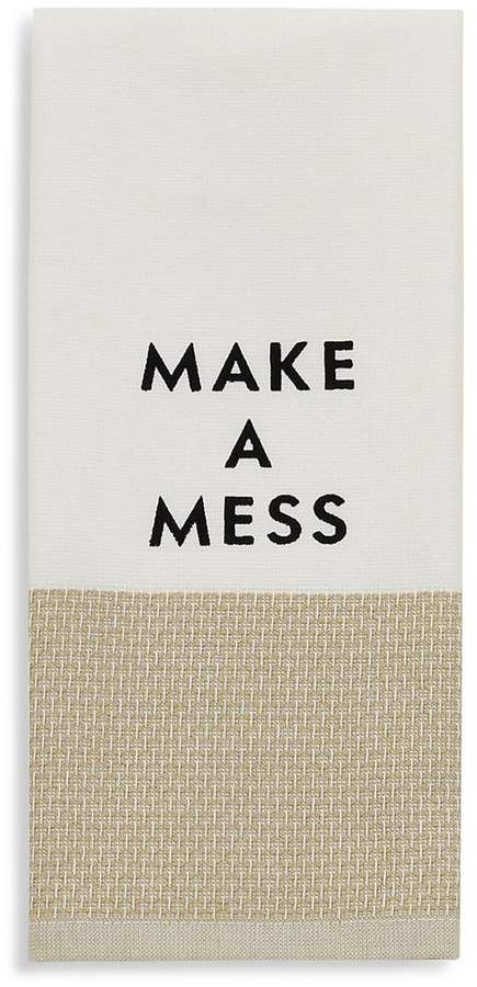 kate spade new york Food for Thought Towel #ad