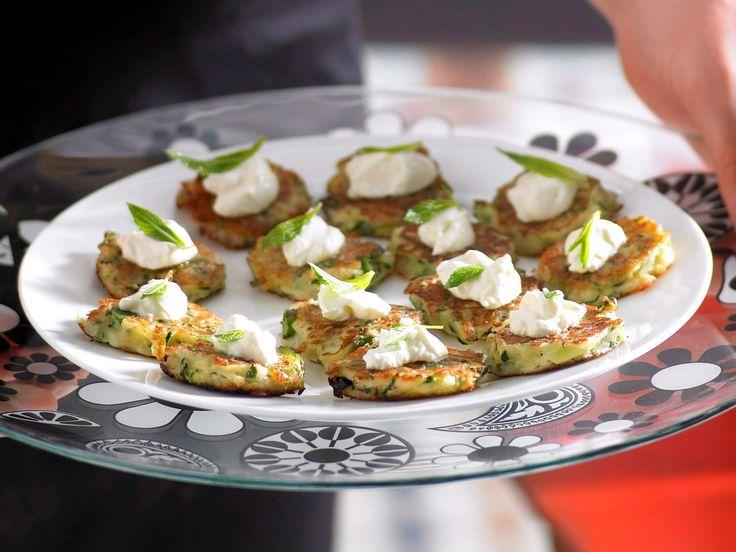 #zucchini #haloumi #fitters