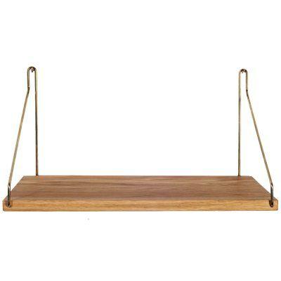 Shelf 40 hylla från Frama. En stilren och enkel hylla där fästet är detaljen. Hy...