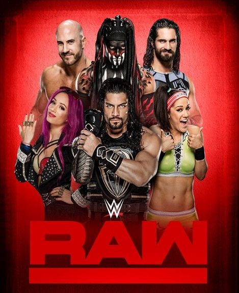 WWE Monday Night Raw 24 December 2018 480p HDTVRip x264 [450MB]