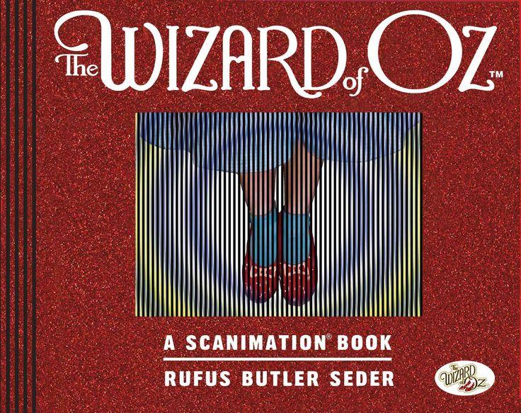 Disfruta 'El Mago de Oz' mediante las escenas en movimiento de la película de 1939, con la magia del sistema Scanimation de Rufus Butler Seder. Descúbrelo aquí: https://www.veniracuento.com/content/wizard-oz
