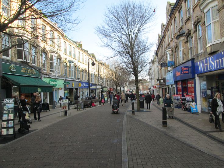 Lower Victoria Street - Paignton
