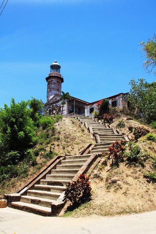 Burgos Lighthouse, Ilocos Norte, Philippines