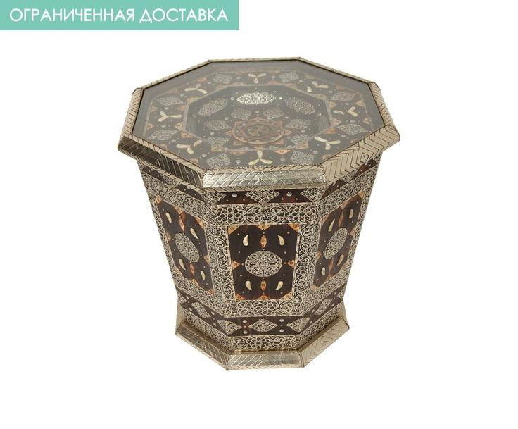 Марокканский восьмиугольный стол | Westwing Интерьер & Дизайн