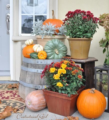 #Herbstfarben #Balkon #Herbst