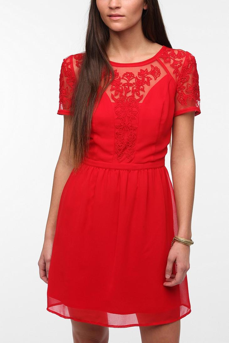 77 best Red Dress images on Pinterest | Dress red, Retro vintage ...