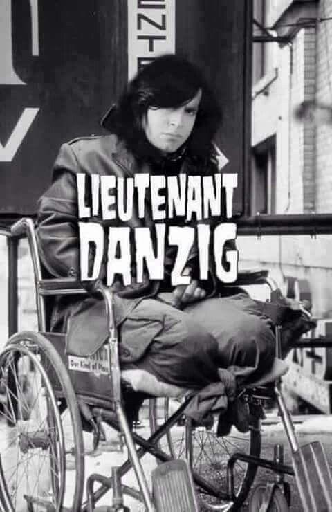 Danzig wheelchair meme
