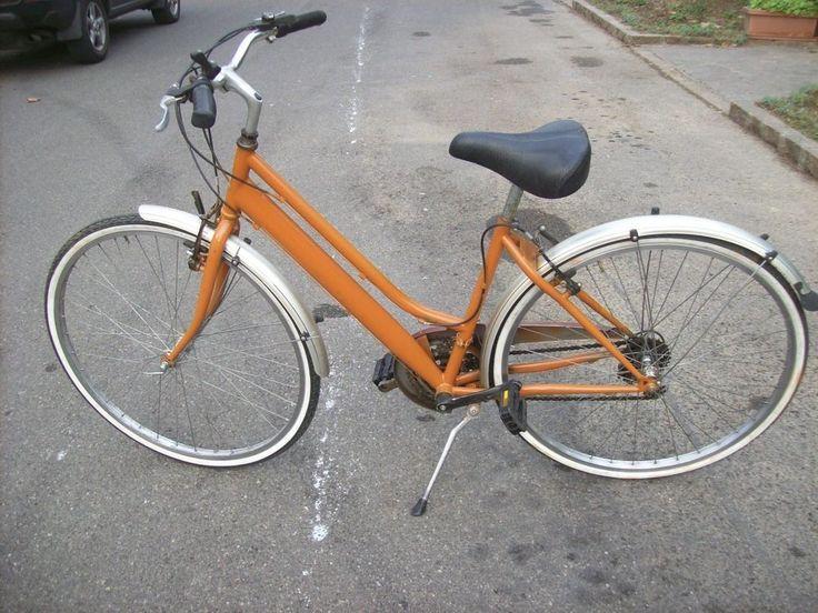 city bike da donna