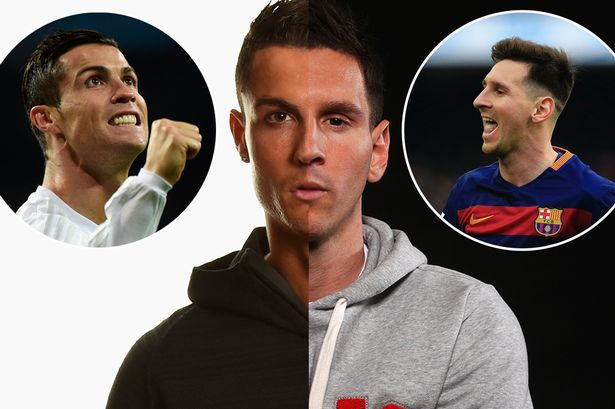 Cristiano Ronaldo and Lionel Messi just reached 1,000 combined career goals - Irish Mirror Online