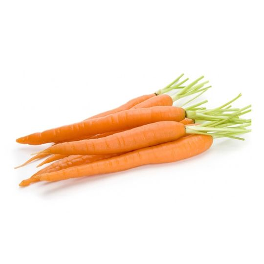 Carrots: Soluble fiber, here we come! Carrots are rich in soluble fiber, which can help lower cholesterol by literally drawing it out of the bloodstream. Carrots are also rich in beta-carotene, which help ward off certain cancers, including cancers of the stomach, uterus, and oral cavity.