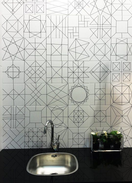 Best Patterned Tiles Images On Pinterest Tiles Cement Tiles