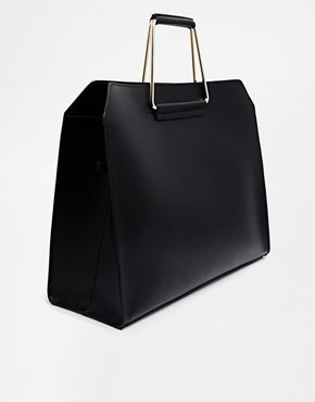 Beautiful sleek and minimal handbag by ASOS